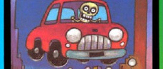 La voiture du fantôme Conte