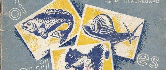 Le petit monde des animaux , méthode de lecture mixte
