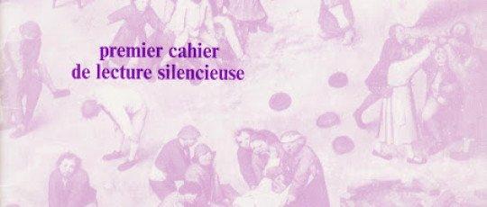 Giraudin L'Oiseau-Lyre, Premier Cahier de lecture silencieuse CM T1
