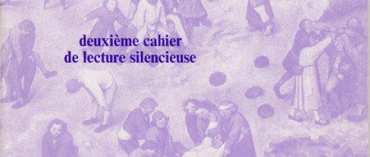 Giraudin L'Oiseau-Lyre 2e Cahier de lecture silencieuse CM T1