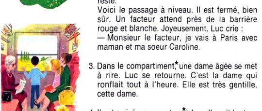Durousseau, Bonjour Paris (lecture courante CE2)