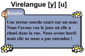 Virelangue-y-u